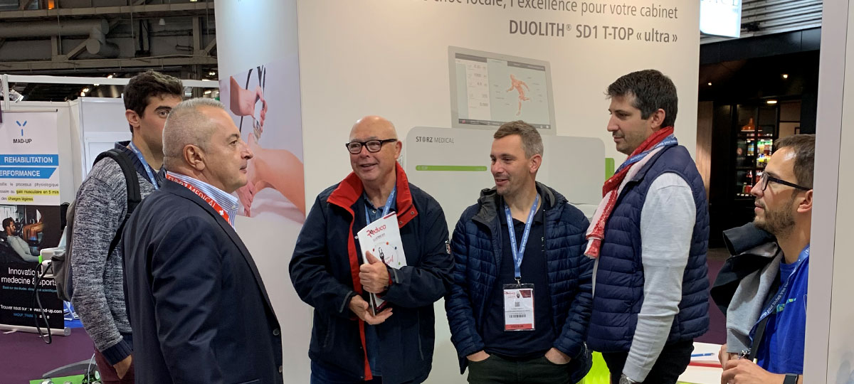 2019 10 24 002 news - Strong presence and customer proximity: STORZ MEDICAL opens new office in France