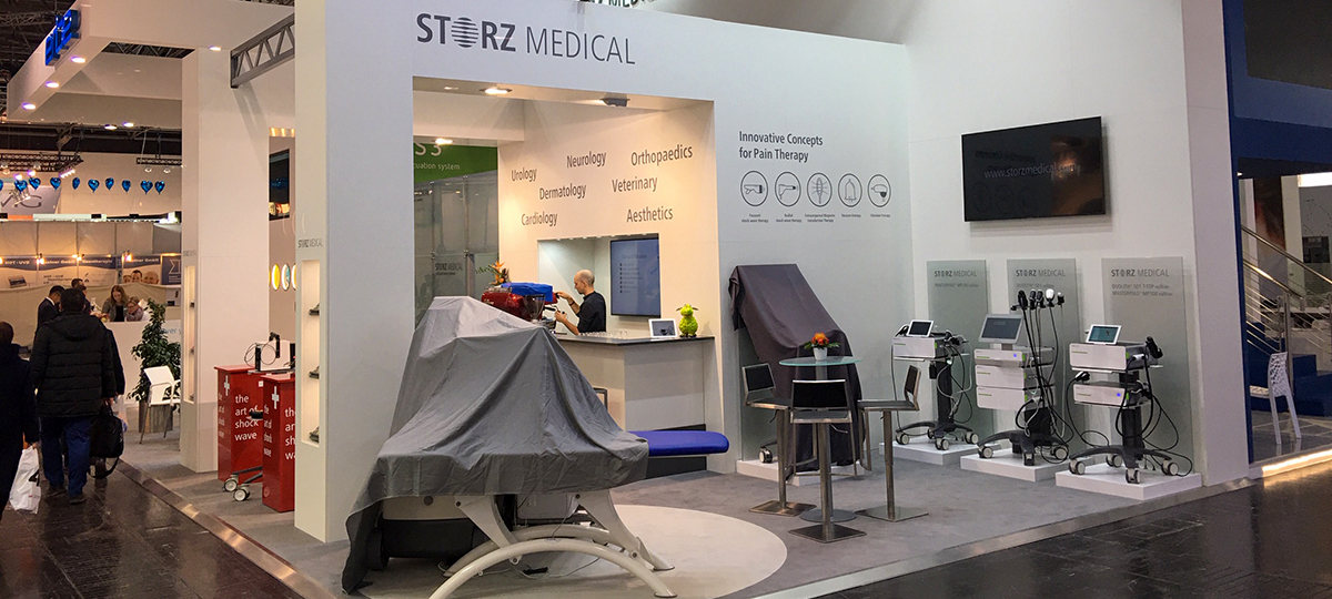 2019 11 26 news MEDICA - MEDICA 2019: STORZ MEDICAL presents new innovations NEUROLITH, MAGNETOLITH and redesigned MODULITH SLC
