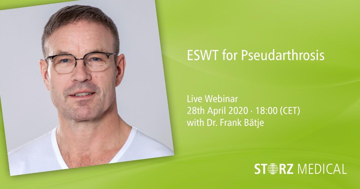 ESWT for Pseudarthrosis