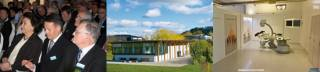 KARL STORZ Visitor Centre: Functional. Flexible. Modern.