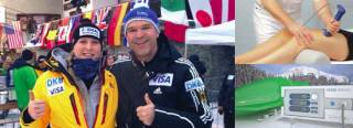 STORZ MEDICAL at the Sochi Olympics
