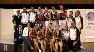 German national trampoline team relies on ESWT