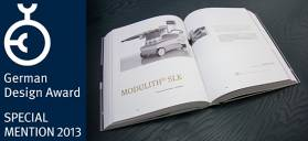 Second design award for the MODULITH SLK »inline«