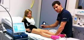 Swiss Olympic: Using Shock Waves for High-performance and Talented Young Athletes