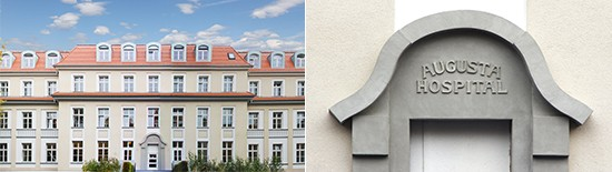 Eröffnung des Besucher- & Schulungszentrums Berlin der KARL STORZ Gruppe im historischen Kaiserin-Augusta-Hospital