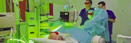 Warum ist der neue MODULITH® SLK »inline« die beste Entscheidung für eine urologische Klinik?