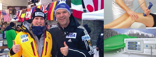STORZ MEDICAL at the Sochi Olympics