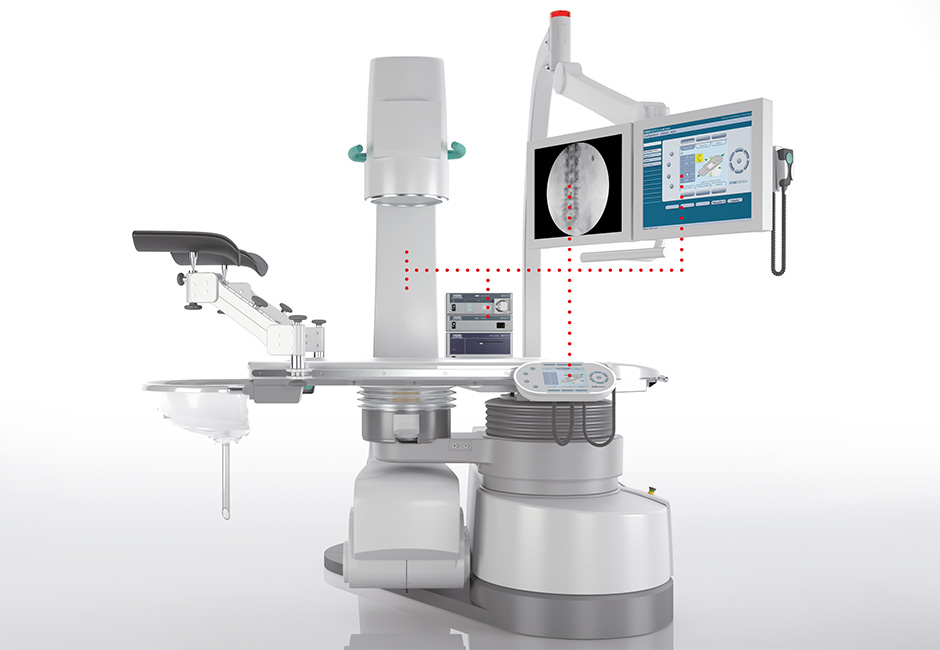 MODULITH SLX-F2 - Stationary lithotripter for applications in urology