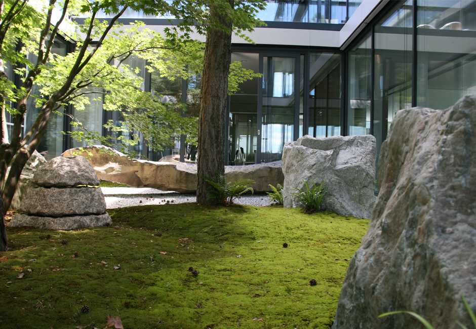 Japanese Garden - STORZ MEDICAL