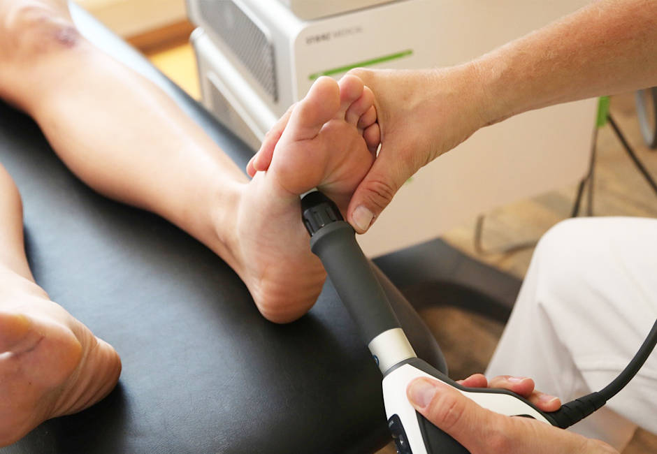 STORZ MEDICAL is counting on Fascial Therapy