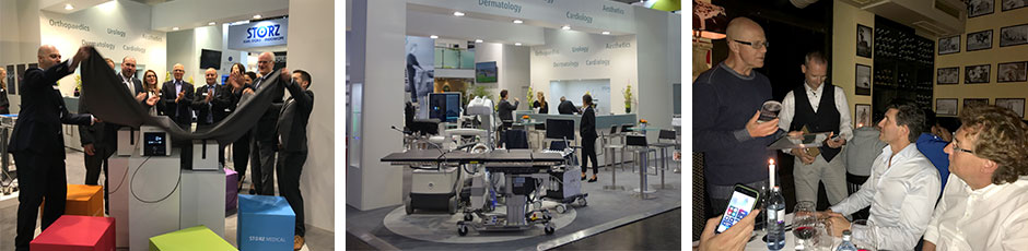 2017 11 22 001 news - MEDICA 2017: STORZ MEDICAL presents new shock wave systems and announces winners of »Scientific Shock Wave Award«