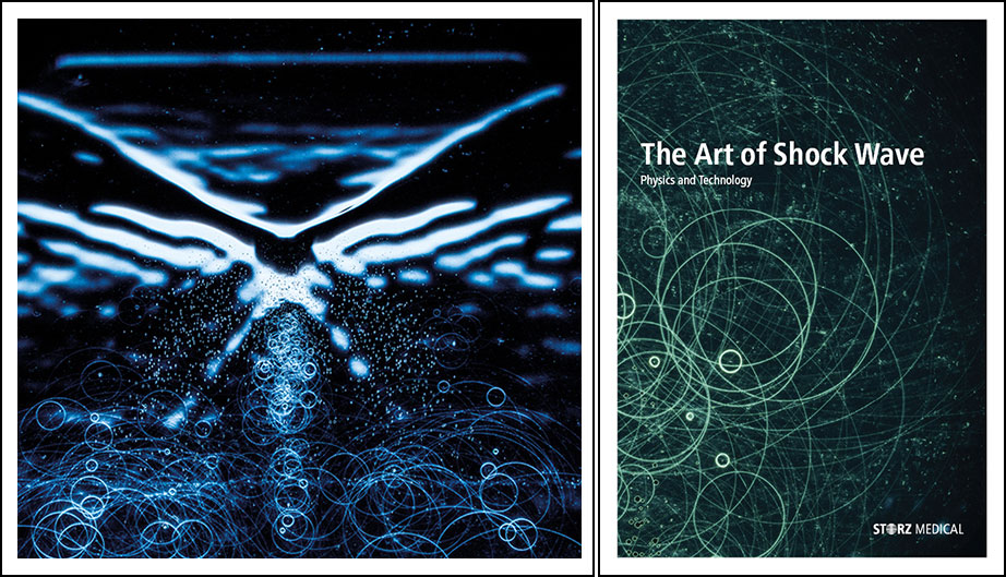 Order your free copy now: »The Art of Shock Wave«